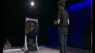E3 2010 - Playstation Move Sorcery - Gameplay [Original]