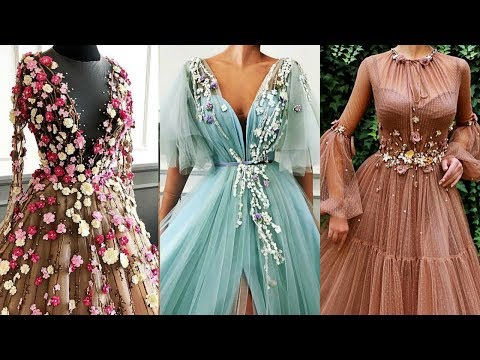 The Most Beautiful Dresses 2018 - 2019