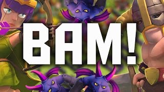 Clash of Clans Bam Strategy Th9 -