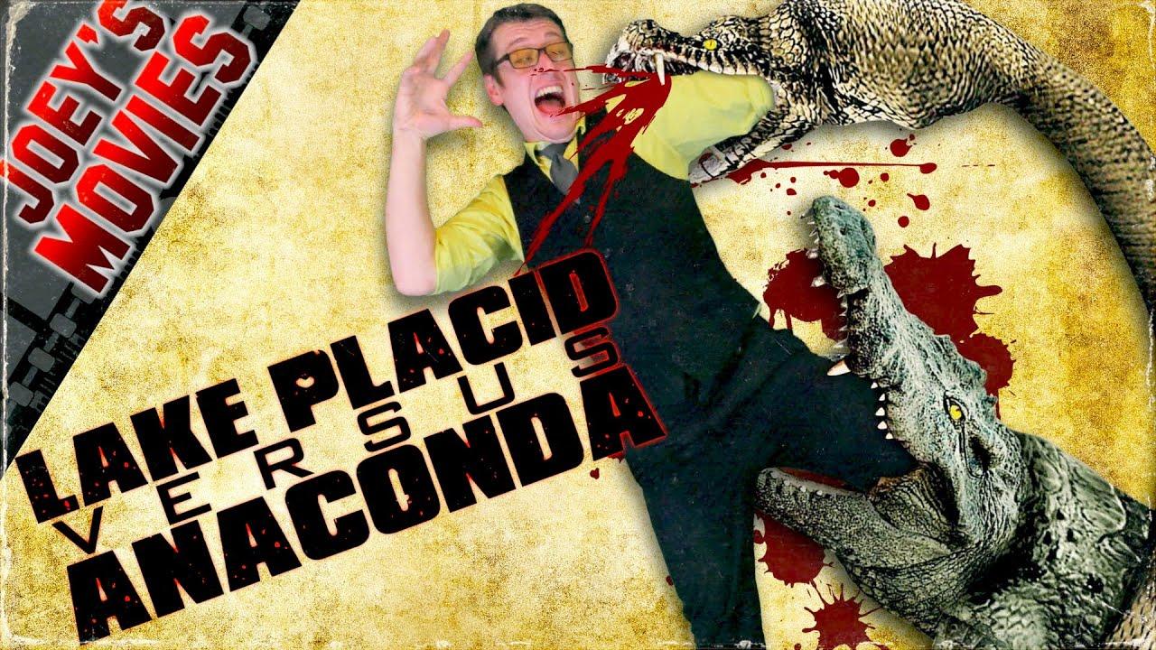Anaconda Vs Lake Placid Full Movie lake placid vs anaconda (2015) - joey's movies   jhf