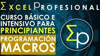 macros en excel curso excel basico macros 30 min excelprofesional