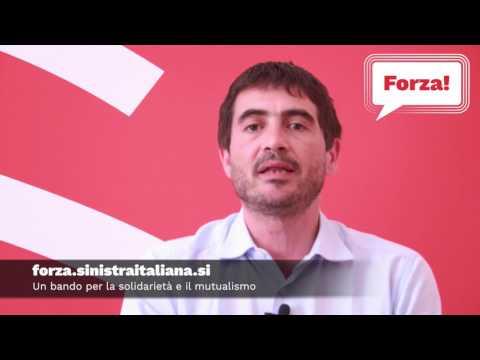 Forza! Bando di Sinistra Italiana per la solidarietà e il mutualismo