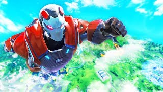 DEVENIR SUPERMAN on FORTNITE GRACE to this GLITCH...