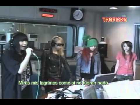 2NE1- It Hurts. (sub español)