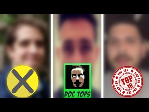 5 CARAS REVELADAS de YOUTUBERS FAMOSOS de TOPS | FoolBox TV |