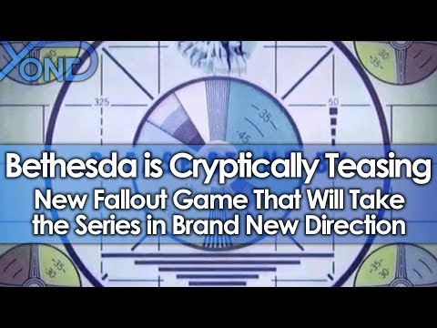 Bethesda is Cryptically Teasing New Fallout Game That Will Take the Series in Brand New Direction