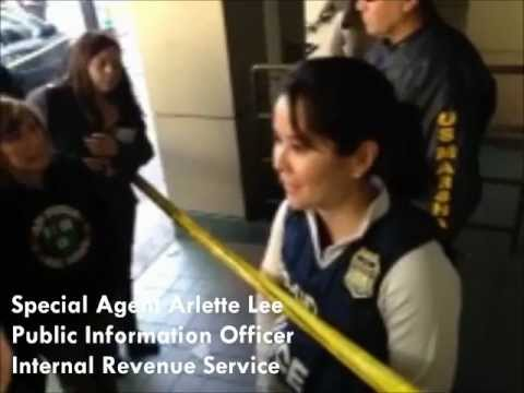 Oaksterdam Raid - Interview with Special Agent Arlette Lee