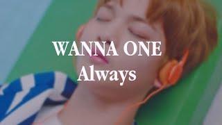 Always Wannaone
