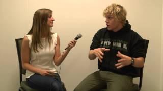 Evan Peters Interview