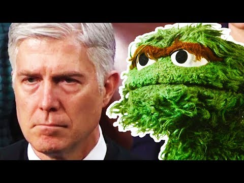 STATE OF THE UNION 2018: Gorsuch The Grouch Introduced