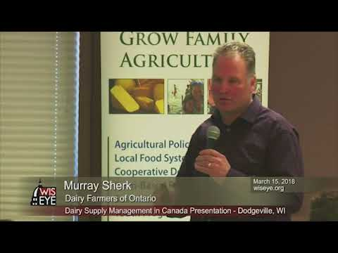 Morning Minute: Wisconsin Farmers Union Canadian Dairy Meeting