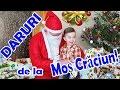 Mos Craciun Vine la Alex si aduce Daruri!! Santa visits Alex