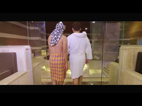 حمام تركي - حمامات المملكة في الاردن - Turkish Bath in Amman Jordan - kingdom Baths