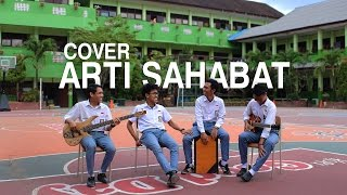 Nidji Arti Sahabat (Cover By  D'BIDJIES)
