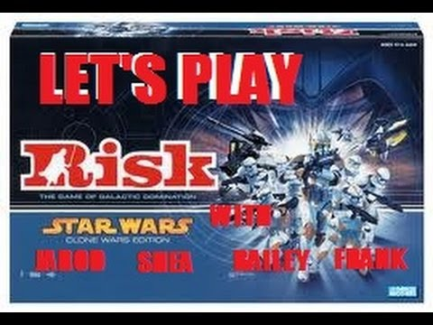 Let's Play Star Wars Risk - Star Wars Day