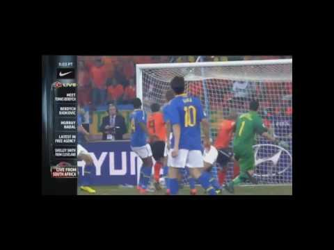 Nederland vs. Brazilië 2-1 - Jack van Gelder / Wavin' Flag