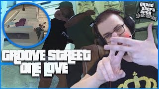 GROOVE STREET ONE LOVE! ВОЗВРАЩЕНИЕ ДОМОЙ! (ПРОХОЖДЕНИЕ GTA: SAN ANDREAS #31)