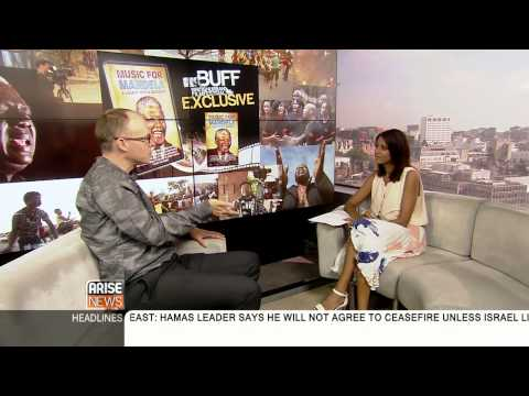 BUFF 2014: MUSIC FOR MANDELA - MEDIA DAY HIGHLIGHTS (first broadcast 25 July 2014)