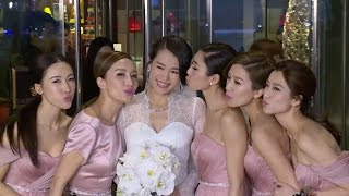 胡杏儿大婚与伴娘镜头 / Just Married: Myolie Wu's Wedding-Show streaming