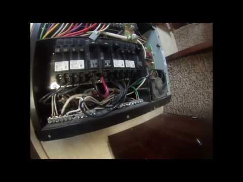 HOW TO INSTALL a Generator into MY RV