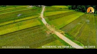 AUTHENTIC VIETNAM & CAMBODIA 18 DAYS