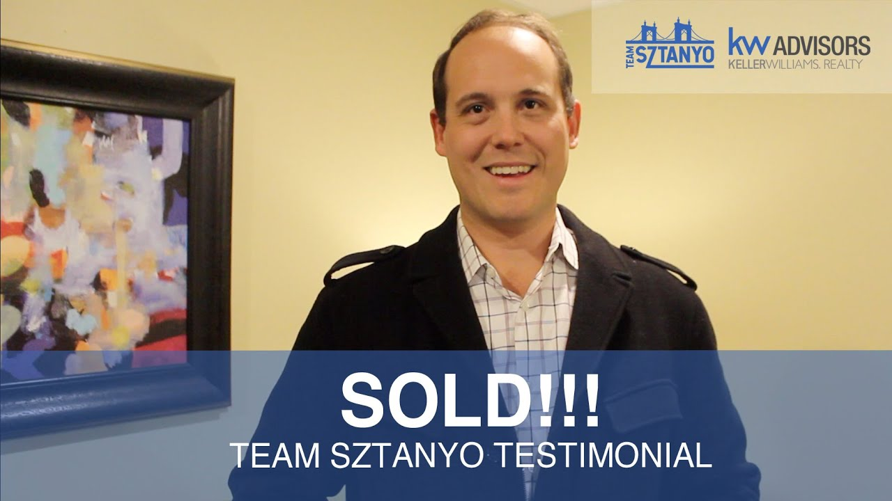 Selling a Mainstrasse Village Home in Covington, KY - Team Sztanyo Testimonial
