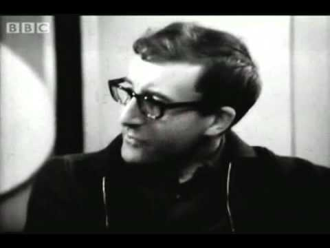 Peter Sellers 1965 BBC 'LATE NIGHT LINE-UP' Interview