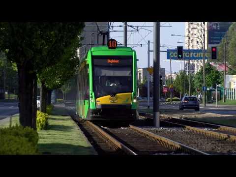 Tramwaje W Poznaniu 2018 / Trams In Poznan 2018 / Strassenbahnen In Posen
