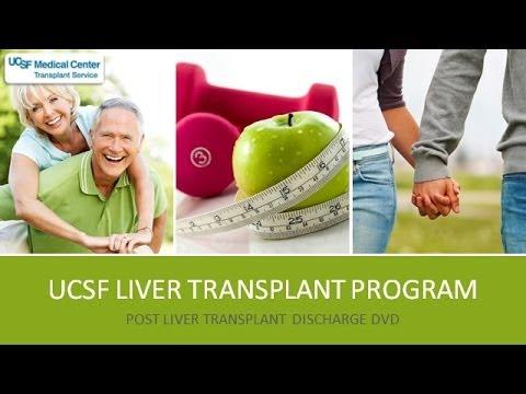 Post Liver Transplant Discharge Video
