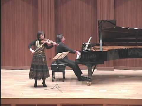 クラシックコンサート 中澤きみ子 ヴァイオリン・リサイタル