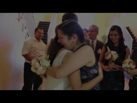 Alejandra & Santiago Wedding