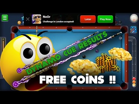 8 Ball Pool - Free Coins - Mr Miss VS Subscribers - Dynamo Cue Giveaway Results - Indirect play HD
