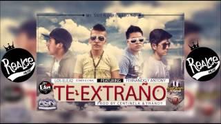 Te Extraño - Los Eleji2 Ft Fernando y Antony (Original) ►NEW ® Reggaeton ROMANTICO 2013◄