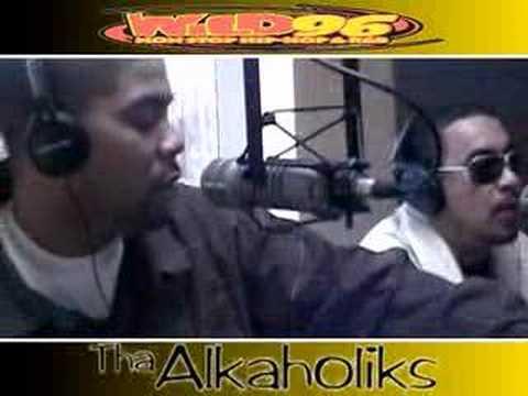 Tha Alkaholiks In Studio Interview w/ Bam Bam, WILD 96.1