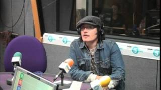 Adam Ant criticises mental health system