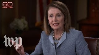 Five key moments in Nancy Pelosi's '60 Minutes' interview