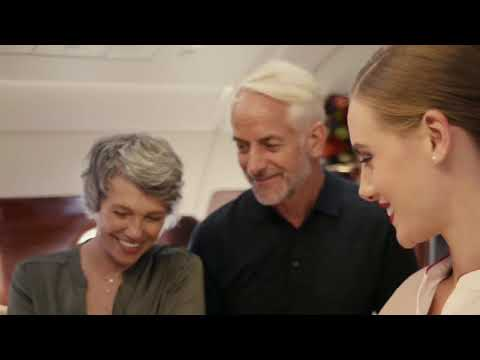 Emirates Airline TVC with Just You Artists