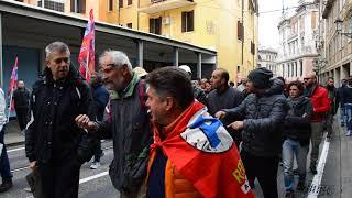 sciopero nazionale   padova 27 ottobre 2017