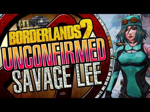 Borderlands 2 Unconfirmables Ep2 Savage Lee Unkempt Harold