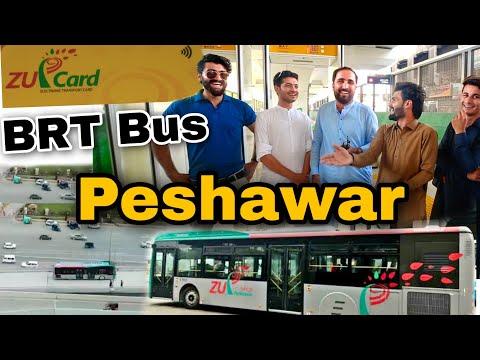 Peshawar BRT Start|Metro BUS|Zindabad vines new video Peshawar BRT