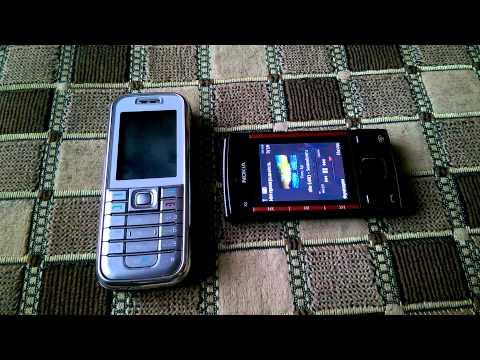 Nokia 6233 vs