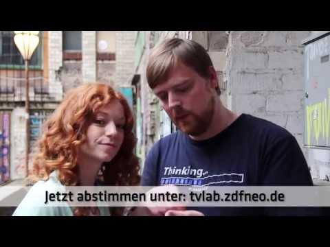 Marleen Lohse und Folke Renken Votingaufruf für