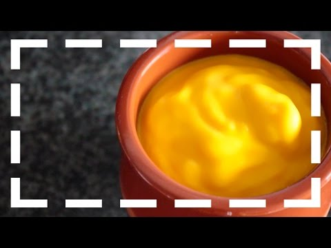 Cómo hacer Alioli de zanahoria