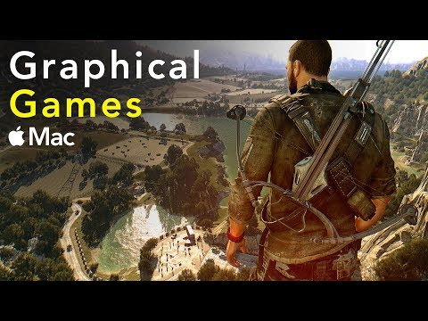 Top 10 Mac Games with the best graphics