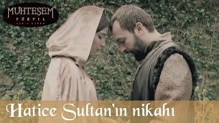 Hatice Sultan'ın Nikahı - Muhteşem Yüzyıl 95.Bölüm