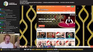 LIVE CASINO GAMES - !feature giveaway up 👌 (09/10/19)