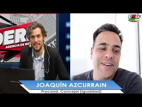 Joaquín Azcurrain: Necesitamos una gestión municipal más participativa