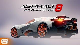 Asphalt 8: Airborne - Lamborghini Egoista R starting soon!