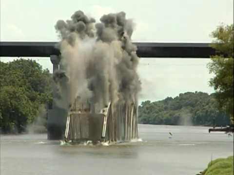 Black River Bridge Demolition