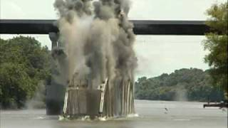 Black River Bridge Demolition